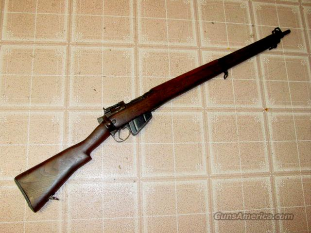 SAVAGE ENFIELD 1943 RIFLE  Guns > Rifles > Military Misc. Rifles Non-US > Other