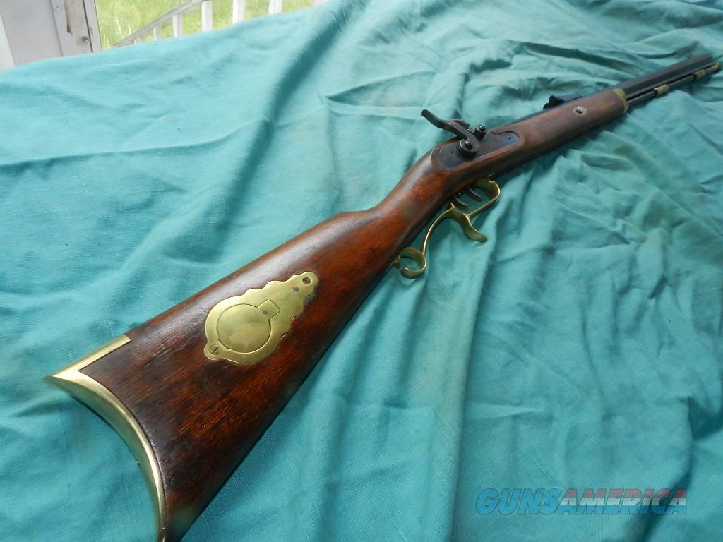 CVA FRONTIER HAWKEN .50 CAL PERCUSSION RIFLE  Guns > Rifles > Muzzleloading Modern & Replica Rifles (perc) > Replica Muzzleloaders