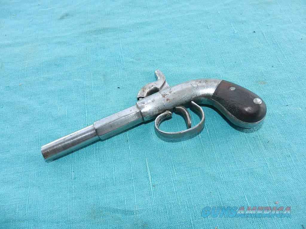 ETHAN ALLEN BOOT PISTOL .30 CAL.  Guns > Pistols > Muzzleloading Pre-1899 Pistols (perc)