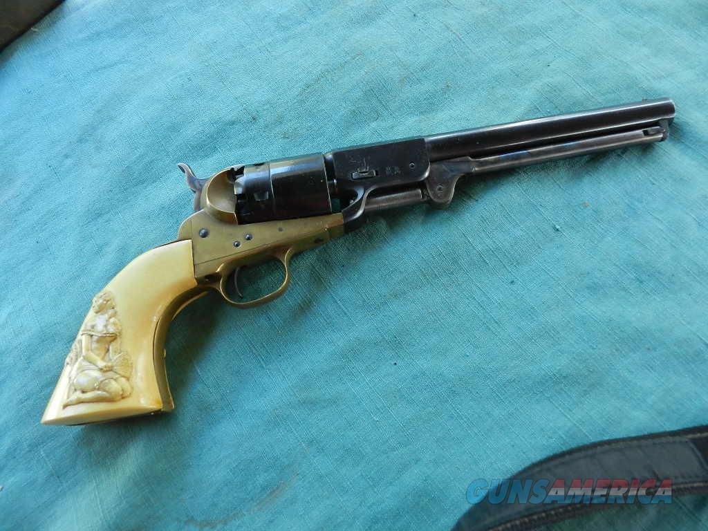 NAVY ARMS .44 CAL. CONFEDERATE REVOLVER  Guns > Pistols > Muzzleloading Modern & Replica Pistols (perc)