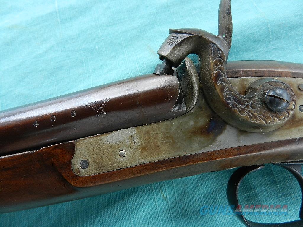 EXCELLENT PEDERSOLI 12GA HAMMER PERCUSSION SHOTGUN  Guns > Shotguns > Muzzleloading Modern & Replica Shotguns