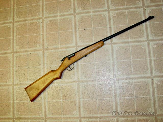 STEVENS SPRINGFIELD MODEL 12 .22 BOLT ACTION  Guns > Rifles > Stevens Rifles