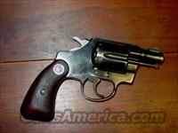 COLT COBRA .38 SPEC. EARLY GUN  Colt Double Action Revolvers- Pre-1945