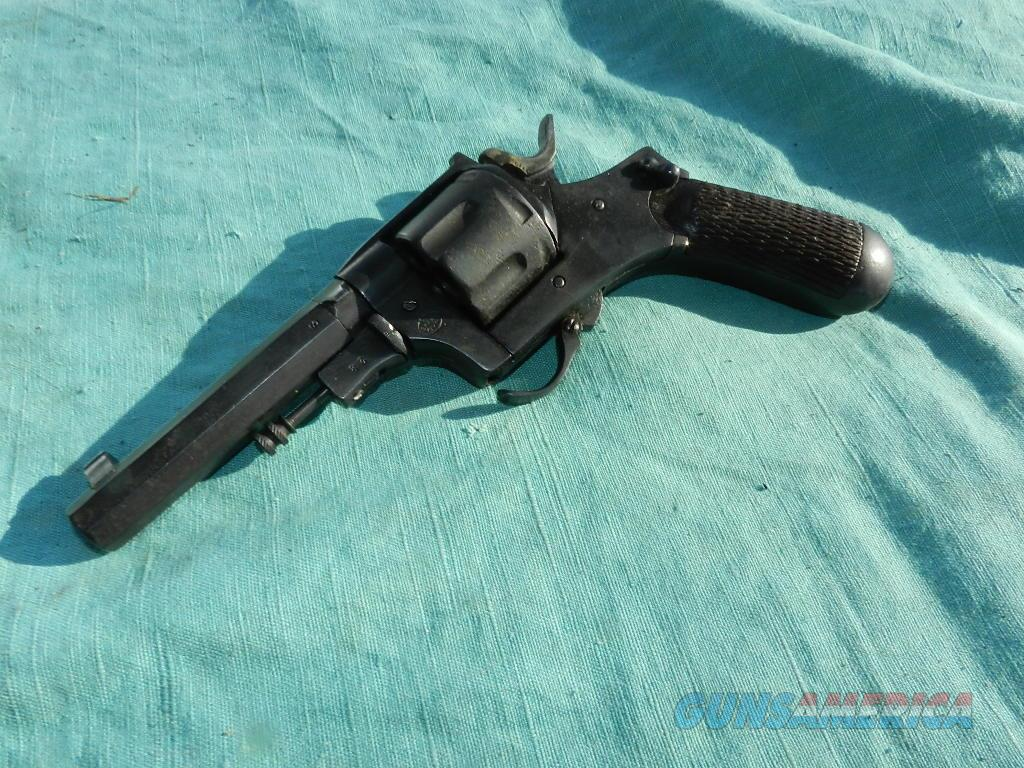 ITALIAN MODEL 1889 BODEO REVOLVER BY SFARE GVT  Guns > Pistols > Military Misc. Pistols Non-US