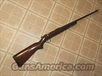 WINCHESTER MODEL 67  .22 BOLT ACTION  Guns > Rifles > Winchester Rifles - Modern Bolt/Auto/Single > Single Shot