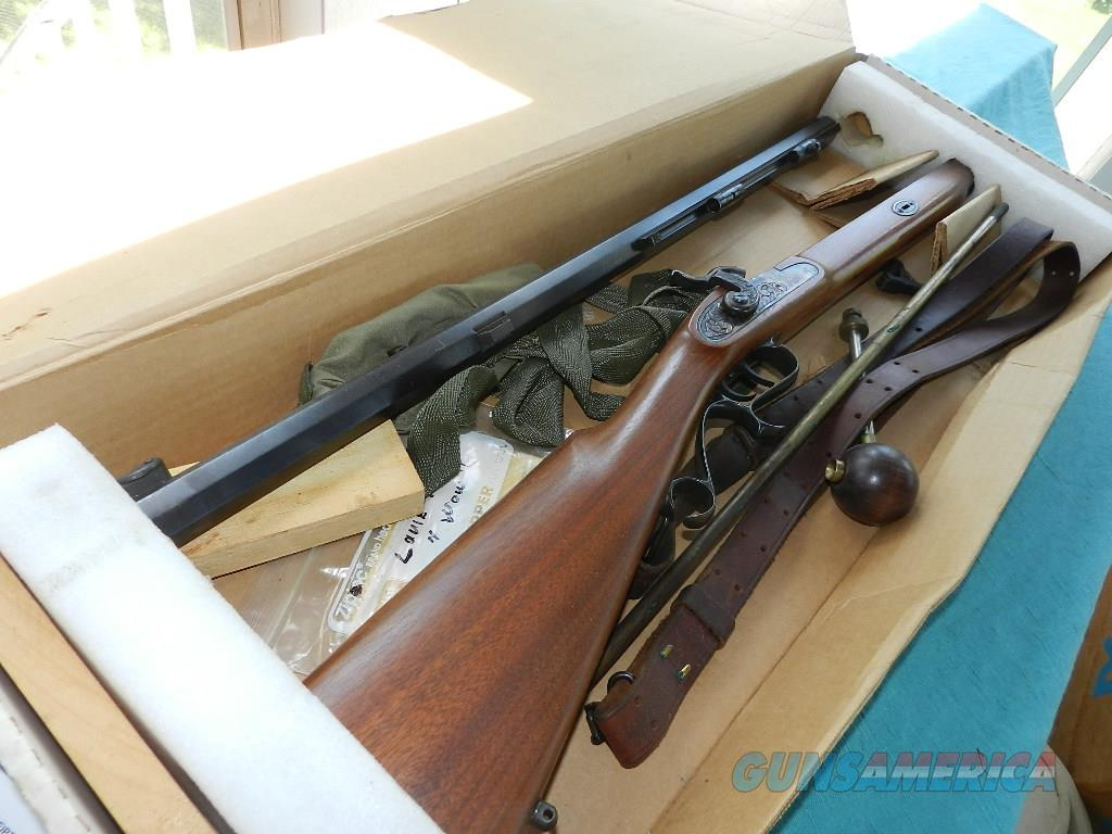 THOMPSON CENTER 56 CAL S.B. NIB  Guns > Rifles > Thompson Center Muzzleloaders > Hawken Style