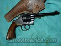 COLT 1901 MILITARY REVOLVER  Guns > Pistols > Colt Double Action Revolvers- Pre-1945