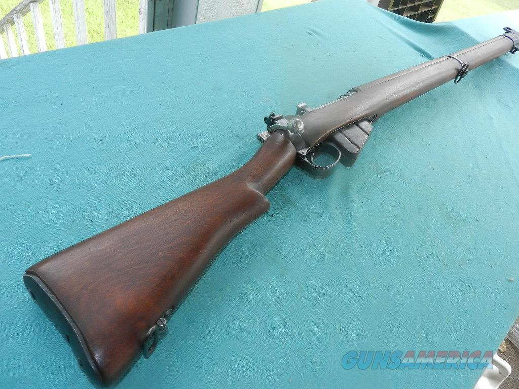 ENFIELD NO4 MKI .303 RIFLE  Guns > Rifles > Military Misc. Rifles Non-US > Other
