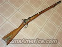 REMINGTON ZOUAVE .58 CAL RIFLE  Muzzleloading Modern & Replica Rifles (perc) > Replica Muzzleloaders