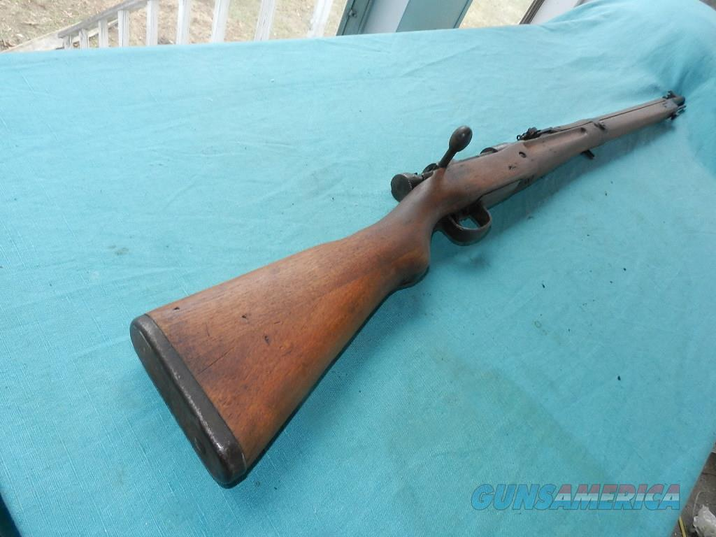 ARISAKA TYPE 99 MUKDEN AND MATCHING SHORT RIFLE 7.7 CAL  Guns > Rifles > Military Misc. Rifles Non-US > Other
