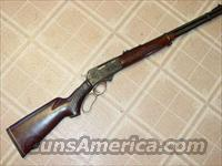 NOBLE MODEL 50 MARLIN ENGRAVED LEVER .30-30  Guns > Rifles > Marlin Rifles > Modern > Lever Action