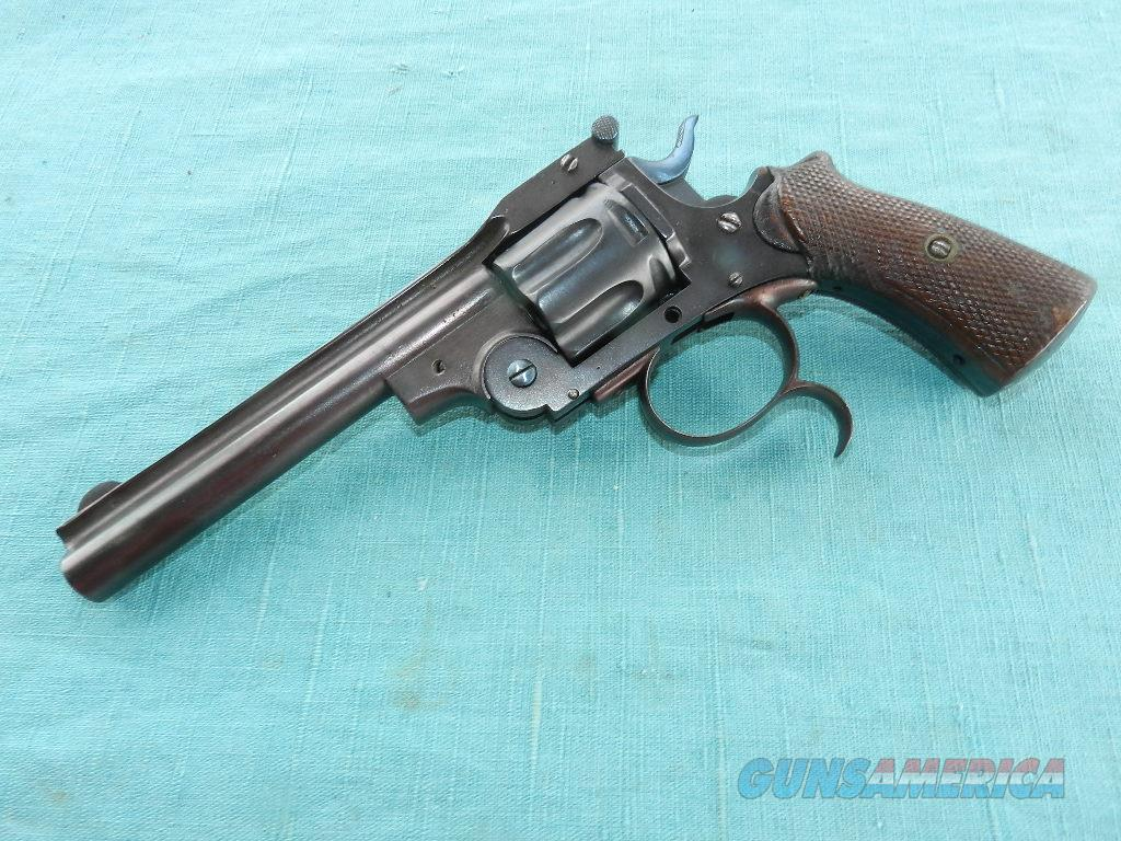 19TH CENTURY EUROPEAN REVOLVER FOR PARTS  Guns > Pistols > Antique (Pre-1899) Pistols - Ctg. Misc.