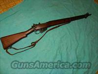SAVAGE ENFIELD NO.4 MK1   Guns > Rifles > Enfield Rifle