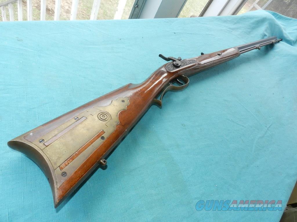 ITALIAN  HAWKEN .54 CALIBER PERCUSSION  Guns > Rifles > Muzzleloading Modern & Replica Rifles (perc) > Replica Muzzleloaders