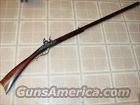 HATFIELD RARE .36 CAL FLINTLOCK RIFLE  Guns > Rifles > Muzzleloading Replica Rifles (flint)