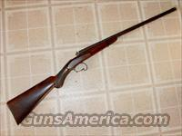 FLOBERT BARREL ACTION RIFLE .22 CAL  Guns > Rifles > Antique (Pre-1899) Rifles - Ctg. Misc.