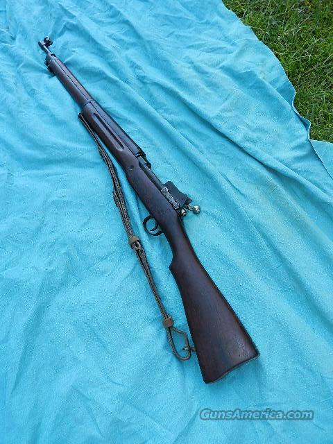 WINCHESTER 1917 BOLT ACTION DATED 1918  Guns > Rifles > Military Misc. Rifles US > Model 1917 Variants