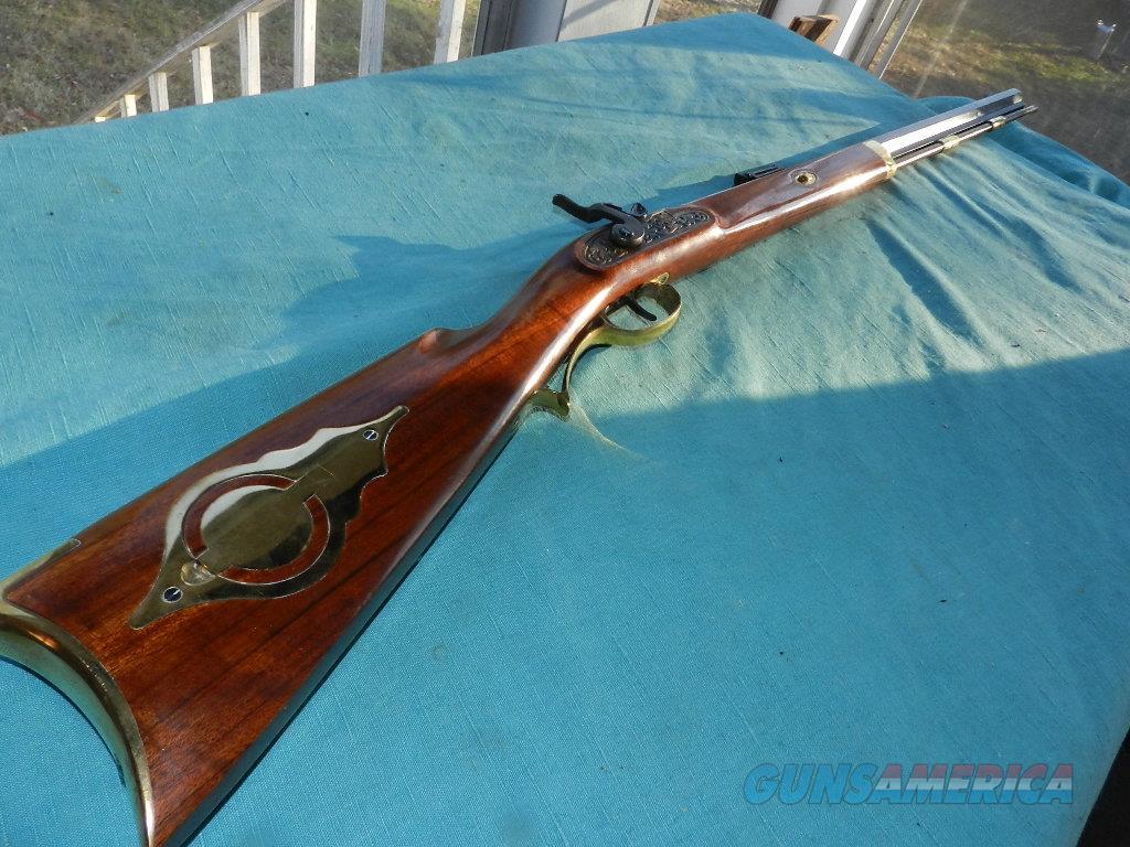 SILE INVESTARMS HAWKEN PERCUSSION .50 CAL.  Guns > Rifles > Muzzleloading Modern & Replica Rifles (perc) > Replica Muzzleloaders