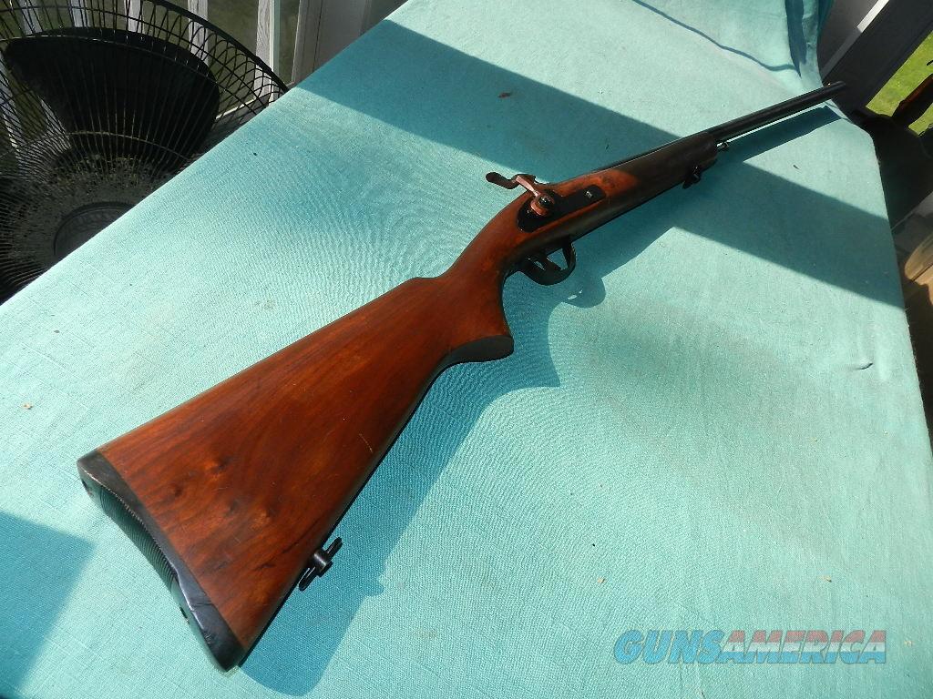 RARE MEXICO MADE 28GA. MONKEY GUN  Guns > Shotguns > Muzzleloading Modern & Replica Shotguns