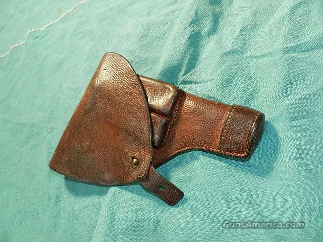 SWEDISH ARMY HOLSTER DATED 1938  Non-Guns > Holsters and Gunleather > Military