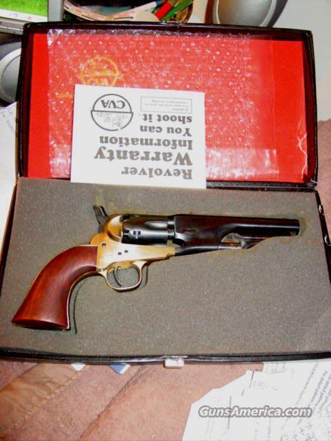 CVA POCKET POLICE .36 CAL BOXED PISTOL  Guns > Pistols > Connecticut  Valley Arms (CVA) Pistols