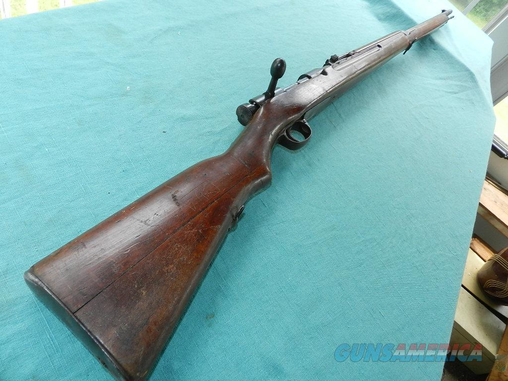 ARISAKA TYPE 38 LONG RIFLE  Guns > Rifles > Military Misc. Rifles Non-US > Other
