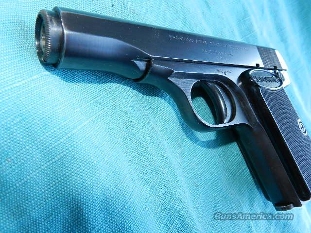 BROWNING FN MODEL 1910 .380  Guns > Pistols > Browning Pistols > Other Autos