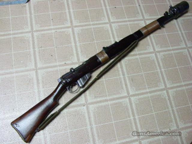 ENFIELD NO 1 MKIII GERNADE LAUNCHER RIFLE  Guns > Rifles > Military Misc. Rifles Non-US > Other
