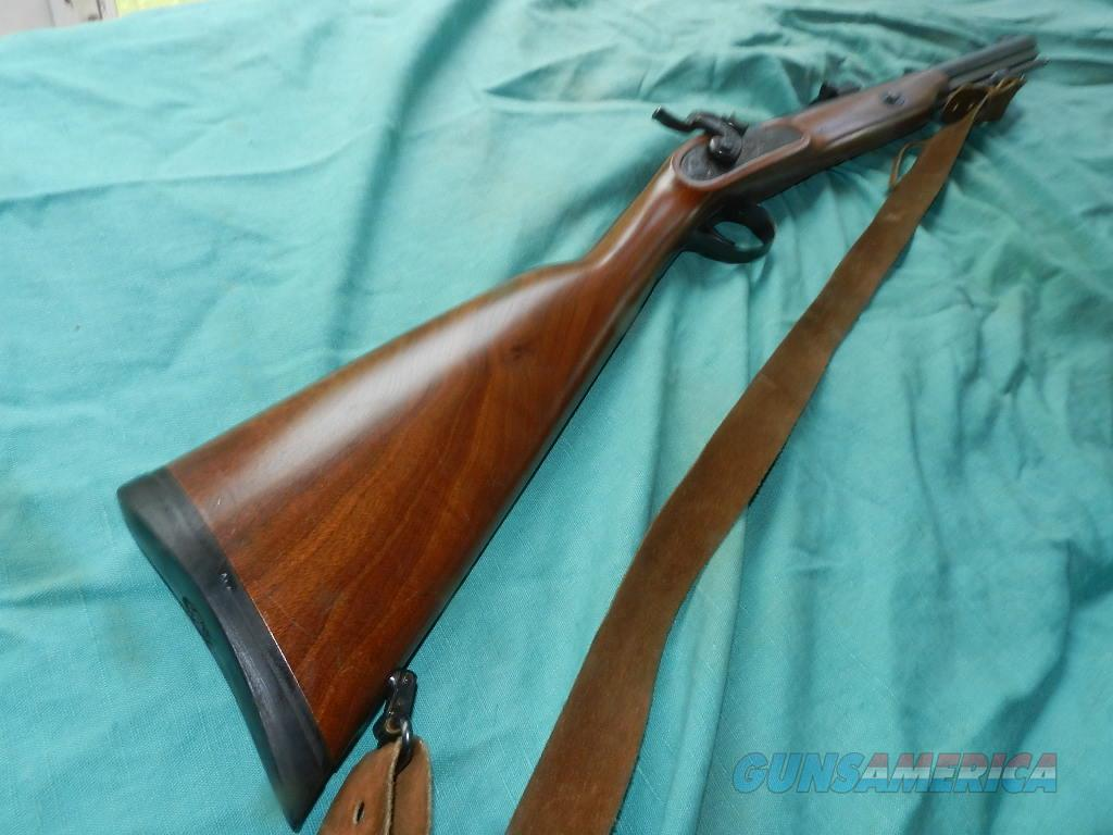 THOMPSON CENTER WHITE MOUNTAIN 54 CAL  Guns > Rifles > Thompson Center Muzzleloaders > Hawken Style