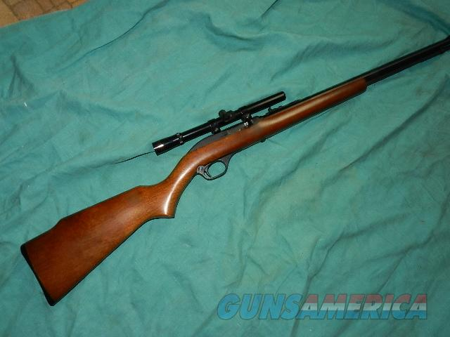 MARLIN MICRO GROOVE MODEL 60 AUTO .22  Guns > Rifles > Marlin Rifles > Modern > Semi-auto