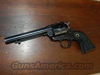 RUGER SINGLE SIX EARLY SERIAL NUMBER  Ruger Single Action Revolvers > Single Six Type