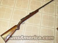GERMAN .22 CAL TRAINING RIFLE  Guns > Rifles > Mauser Rifles > German