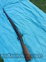 SWEDISH MAUSER 6.5MM  Mauser Rifles > German
