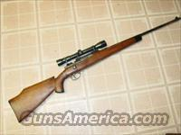 MAUSER 98 SPORTER with  A SCOPE  Guns > Rifles > Mauser Rifles > German