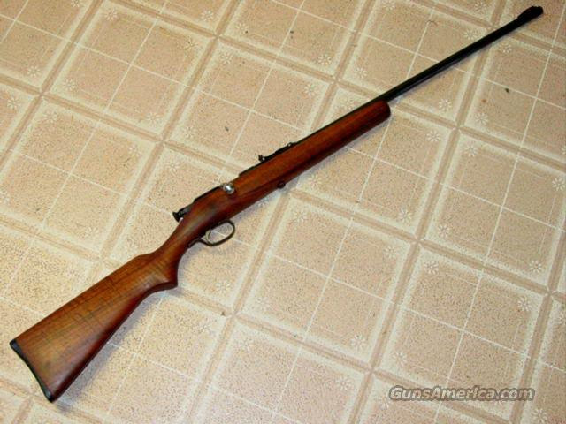 SAVAGE MODEL 3B .22 BOLT ACTION  Guns > Rifles > Savage Rifles > Standard Bolt Action > Sporting
