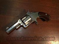 WESSON SPUR TRIGGER .38 REVOLVER  Guns > Pistols > Wesson Firearms Co. Revolvers