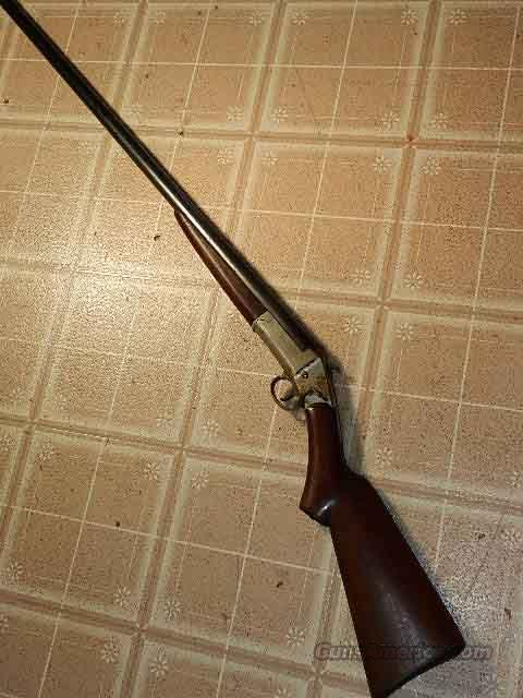 IVER JOHNSON CHAMPION 12 GA   Guns > Shotguns > Iver Johnson Shotguns