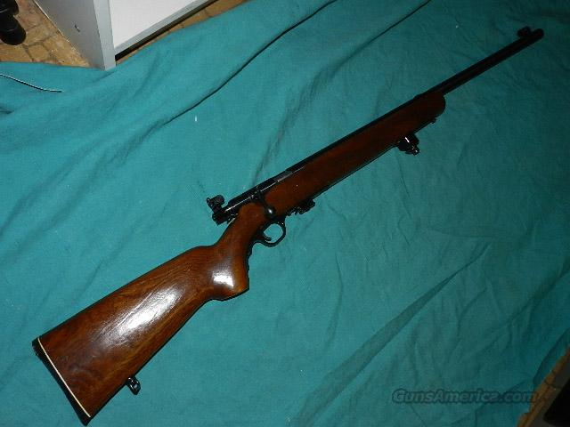 MOSSBERG 144 LSB BOLT TARGET RIFLE  Guns > Rifles > Mossberg Rifles > Other Bolt Action