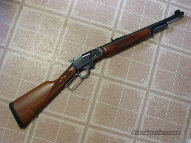 MARLIN 1895G .45-70CAL.  Guns > Rifles > Marlin Rifles > Modern > Lever Action
