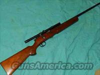 SAVAGE 23A SPORTER TARGET RIFLE  Guns > Rifles > Savage Rifles > Standard Bolt Action > Sporting