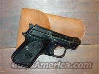 BERETTA 950BS .22 SHORT  Guns > Pistols > Beretta Pistols > Small Caliber Tip Out