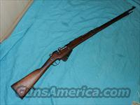 FRENCH Berthier 1916 LEBEL CONTINSOUZA  MADE  RIFLE  Guns > Rifles > Military Misc. Rifles Non-US > Other