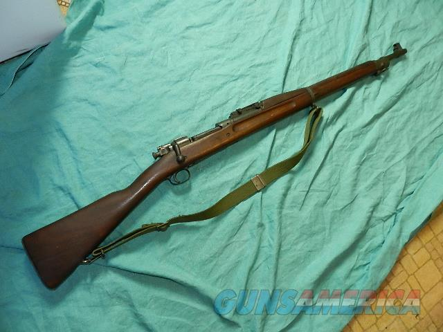 SPRINGFIELD ARMORY 1903 RIFLE  1931                                                                                                         Guns > Rifles > Military Misc. Rifles US > 1903 Springfield/Variants