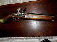 BRITISH TOWER FLINT LOCK PISTOL  Guns > Pistols > Muzzleloading Modern & Replica Pistols (flint)