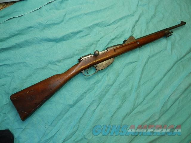 HEMBURG 1914 CARBINE 6.5MM  Guns > Rifles > Military Misc. Rifles Non-US > Other