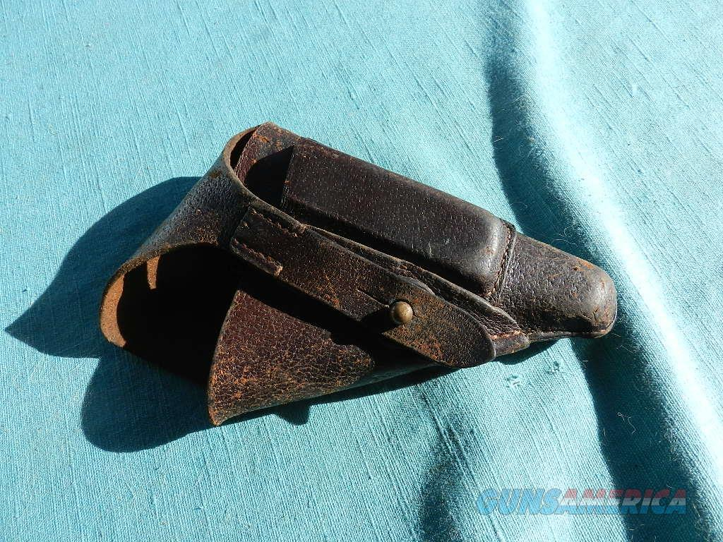 MAUSER HSC GERMAN WWII HOLSTER   Non-Guns > Holsters and Gunleather > Military