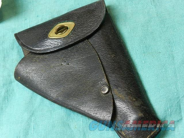 WWII MILITARY/POLICE HOLSTER  Non-Guns > Holsters and Gunleather > Military