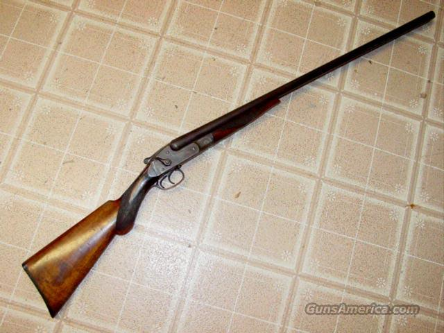 AMERICAN ARMS CO. DBLE 12 GA SIDE COCKER  Guns > Shotguns > American Arms Shotguns