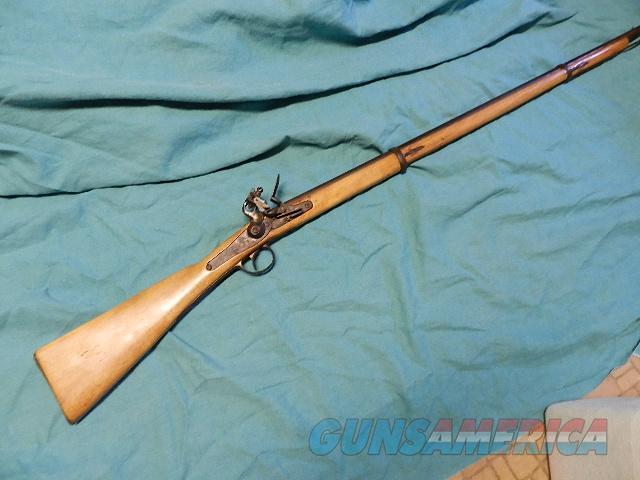 LONG FLINTLOCK MUSKET BELGIUM MADE  Guns > Rifles > Muzzleloading Replica Rifles (flint)