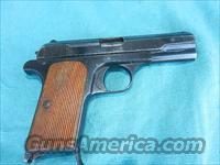FEMARU NAZI MODEL 37 .380 CAL.  Guns > Pistols > Military Misc. Pistols Non-US